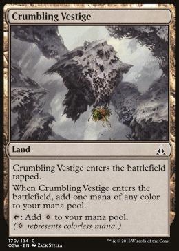 Crumbling Vestige