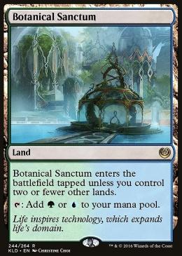 Botanical Sanctum